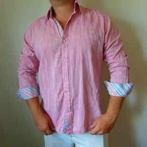 Tailorbyrd Men's Shirt